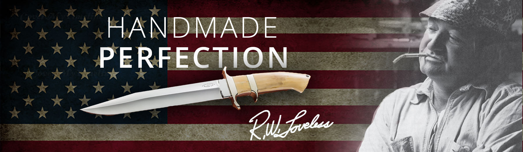 Bob Loveless Knife Dealers Handmade Perfection