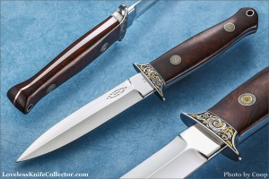 The Dagger Bob Loveless Knife